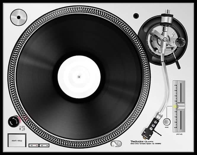Tornamesa In 2019 Technics Sl 1200 Vinyl Music