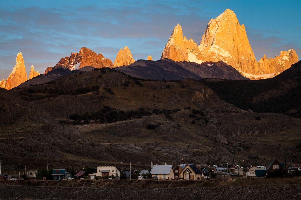 El Chaltén, Argentina (Source)