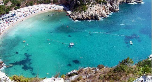 The Granadella In Jávea Chosen The Best Beach In Spain In 2013 2 For 2 Mejores Playas España Playas Exóticas Imagenes De Vacaciones