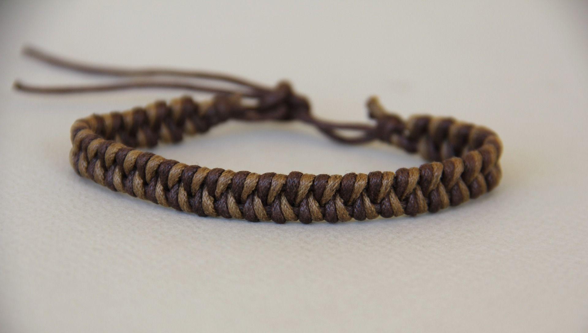 cordon bracelet bresilien