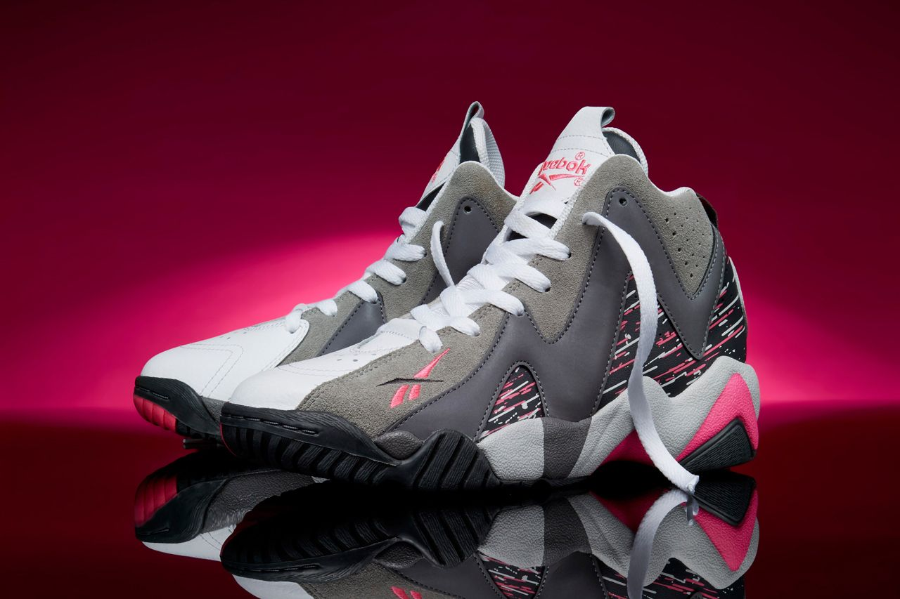 574b63305c67 Image of Reebok Honors Breast Cancer Awareness with a New Version of the  Kamikaze II