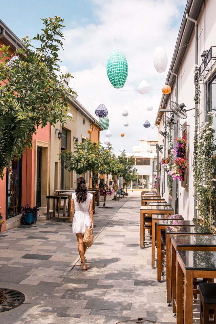 Sunday Stroll Through Paphos Old Town Cyprus In 2019