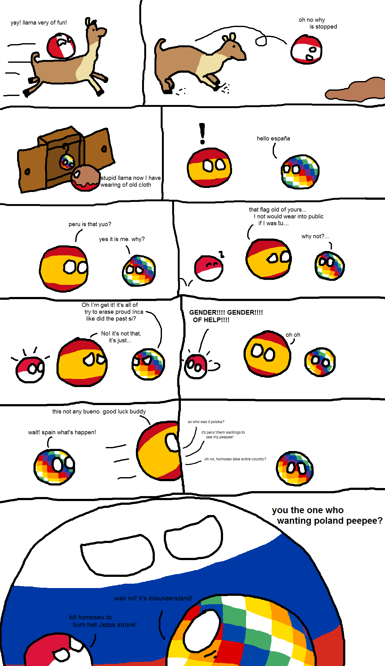 Picture Comic S And Videos Countryballs Humans O45