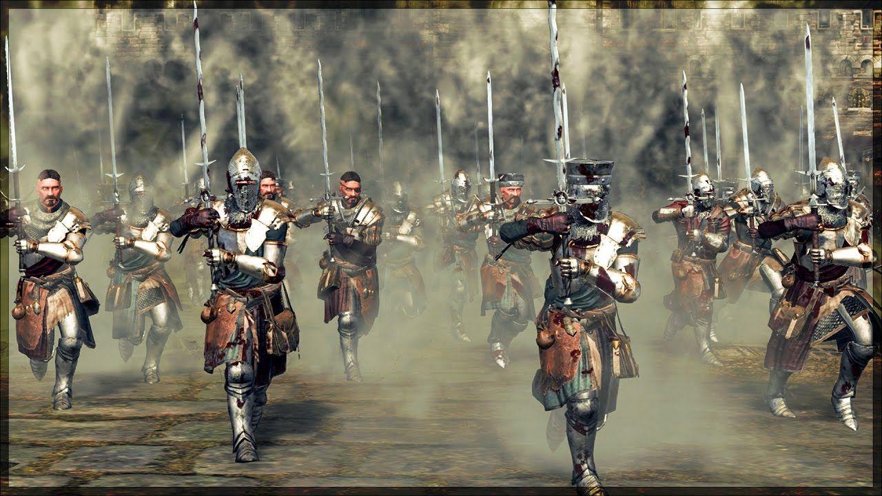 Kislev Reskin - Total War: WARHAMMER Mod Gameplay Machinima