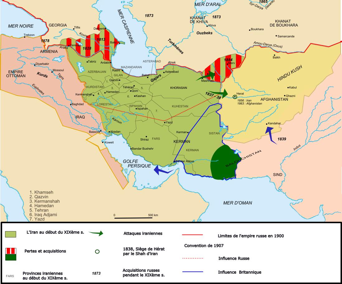 Iran Map 1800 Iran 1800s | maps | Persian empire map, Qajar dynasty, Map