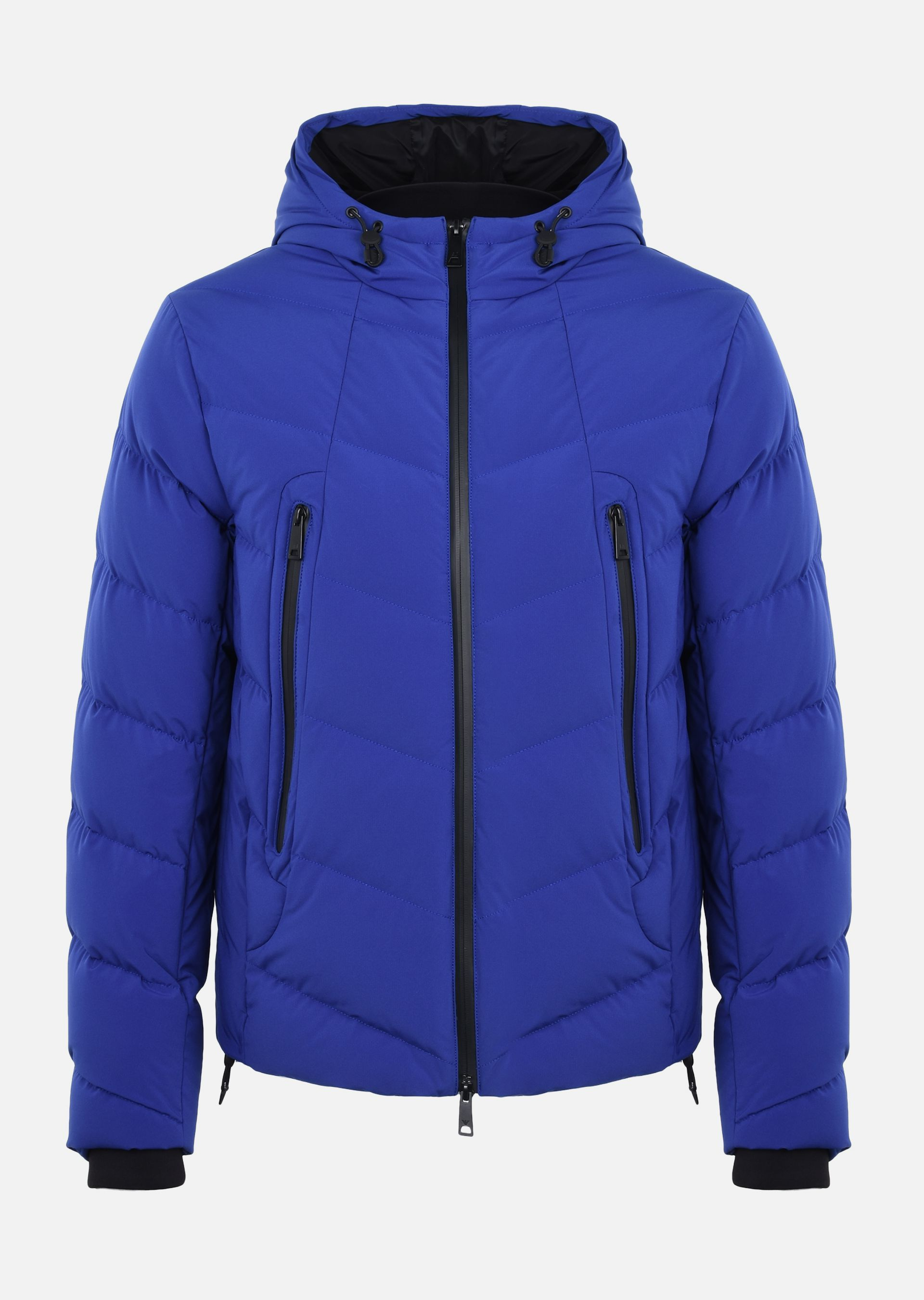 Emporio Armani Down Jacket U R M Jacket Quilted Puffer