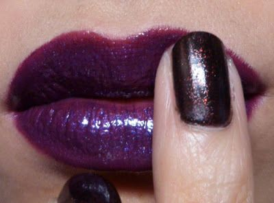 The Makeup Box — How to Apply a Dramatic, Glossy Lip (featuring...