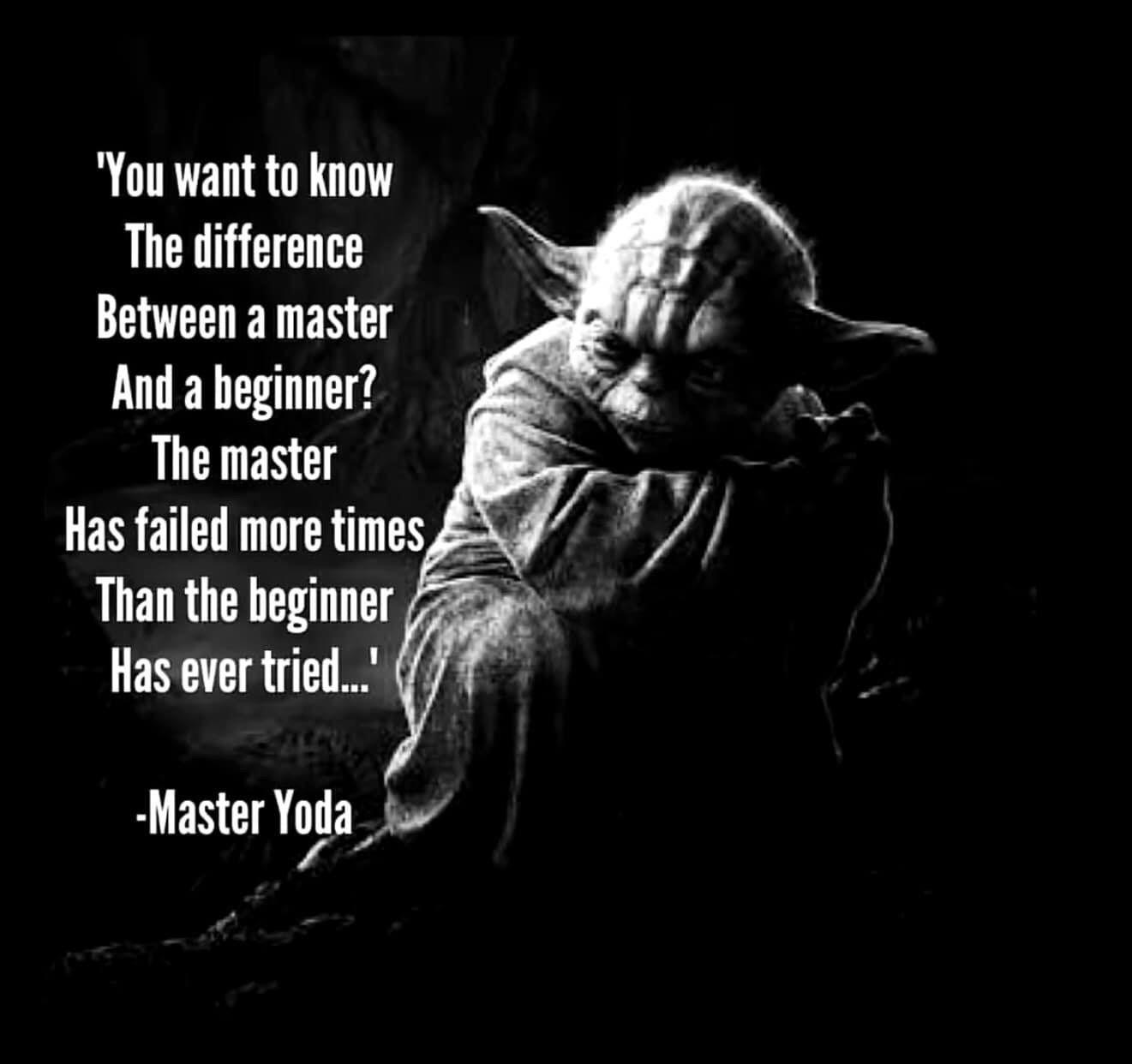 Master beginner