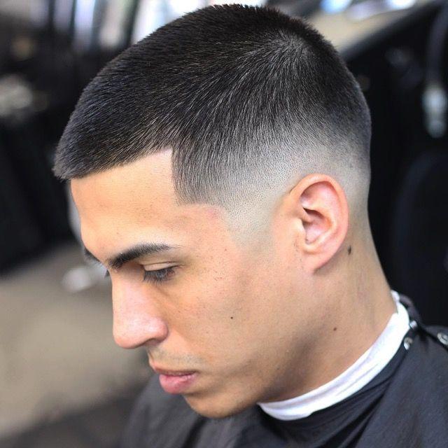 Pin Di Bald Fade Haircuts