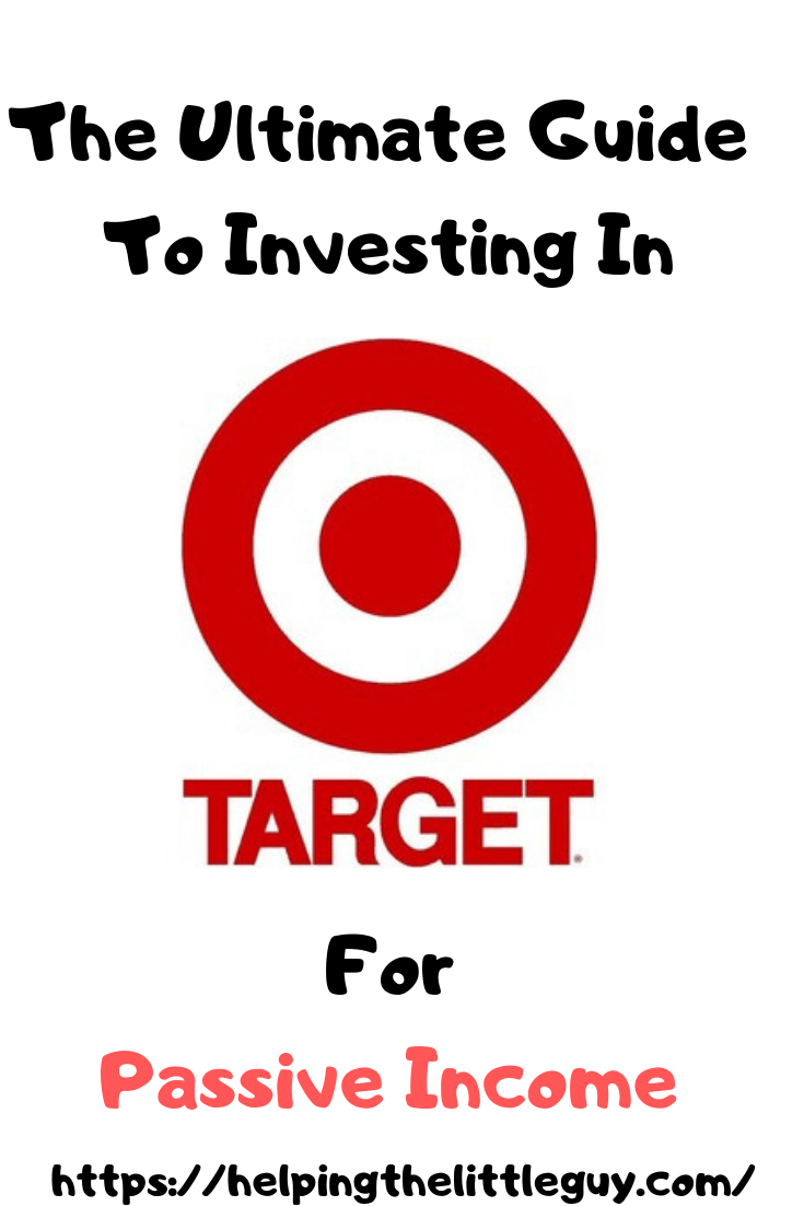 My Crosshairs Are On Target Helping The Little Guy Investing Money Personal Finance Dividend Investing Smart Investing