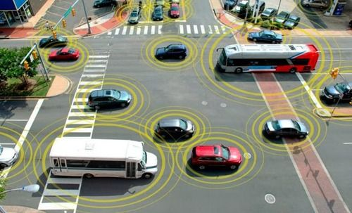 can cars communicate with eachother in the future?