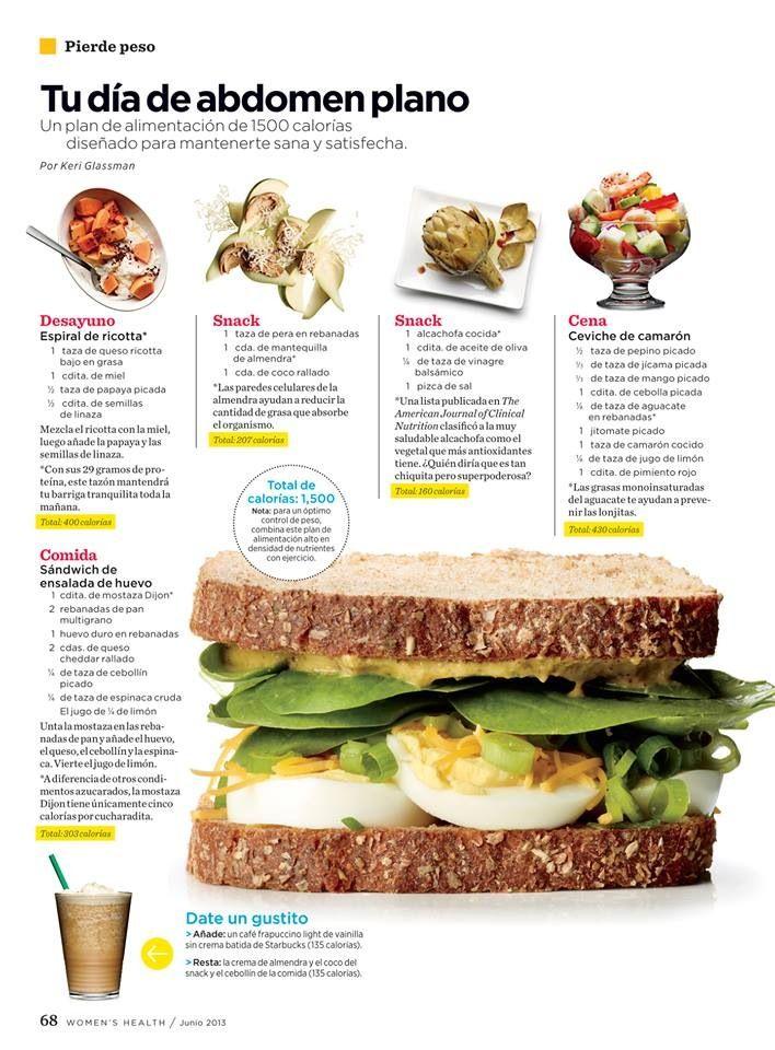 mejor salud dieta delgada