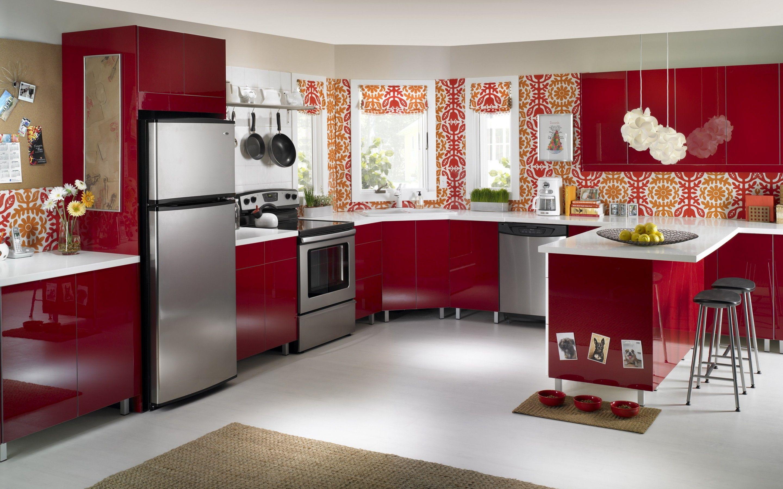 Cocina comedor amplios buscar con google red kitchen pinterest
