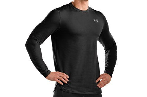 Under Armour Girls Evo ColdGear Fitted Crew
