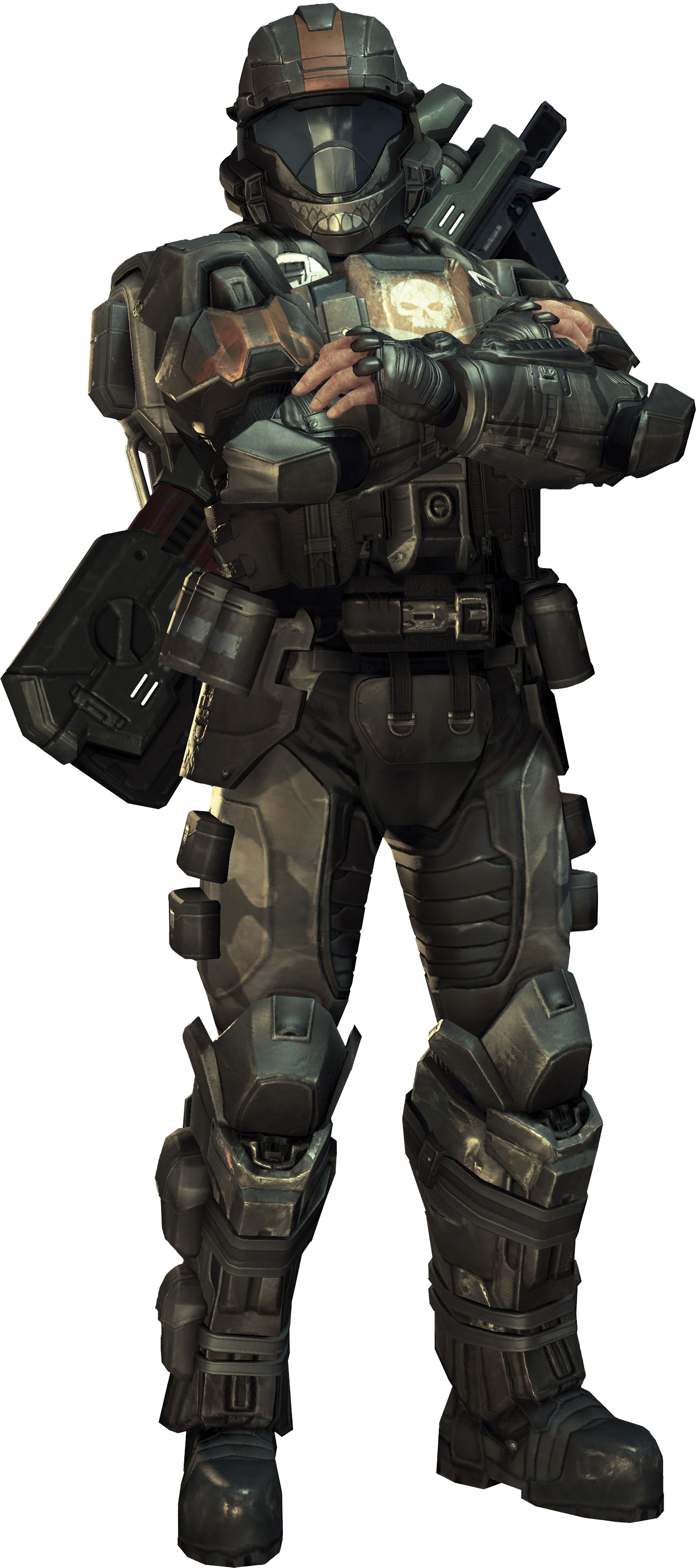 Halo 3 ODST Dutch | Halo: Art & Images Evolved | Pinterest ...