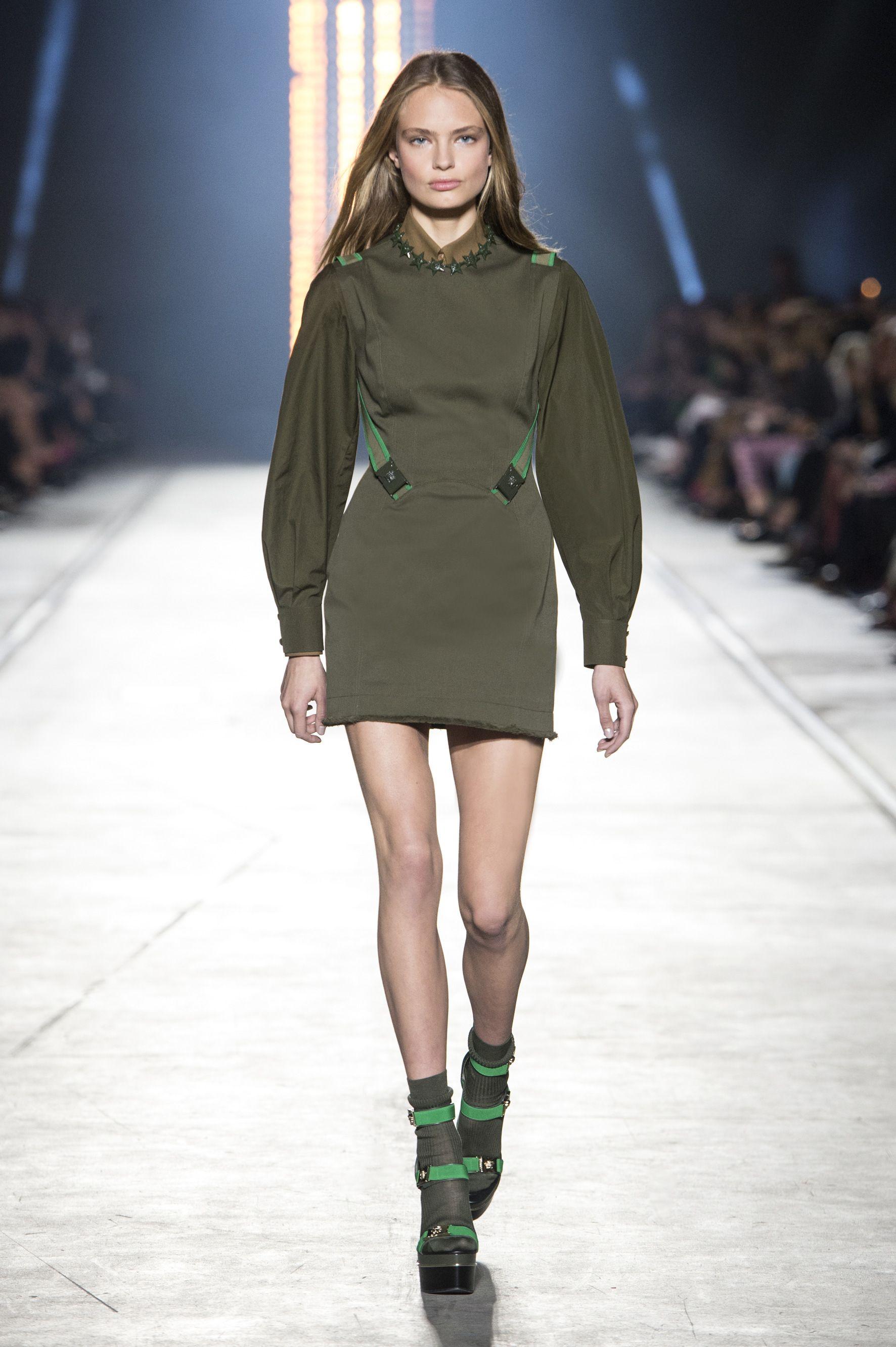 b19d2520619 Pin by Natasa Ribic on Military fashion | Fashion, Versace, Womens ...