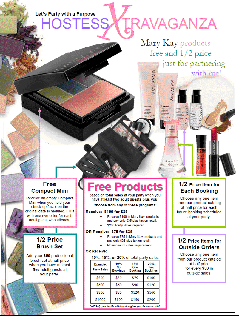 Mary kay sale flyer ideas - Mary Kay Flyers Download Now Its About Brochures Flyers Etc Mary Kay Advertisement