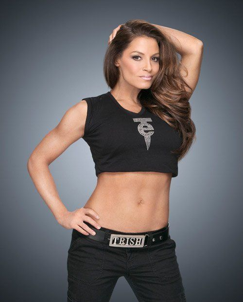 Hot trish stratus lesbian with you
