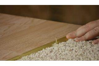 How To Make Floor Transition Strips Between Two Uneven Floors