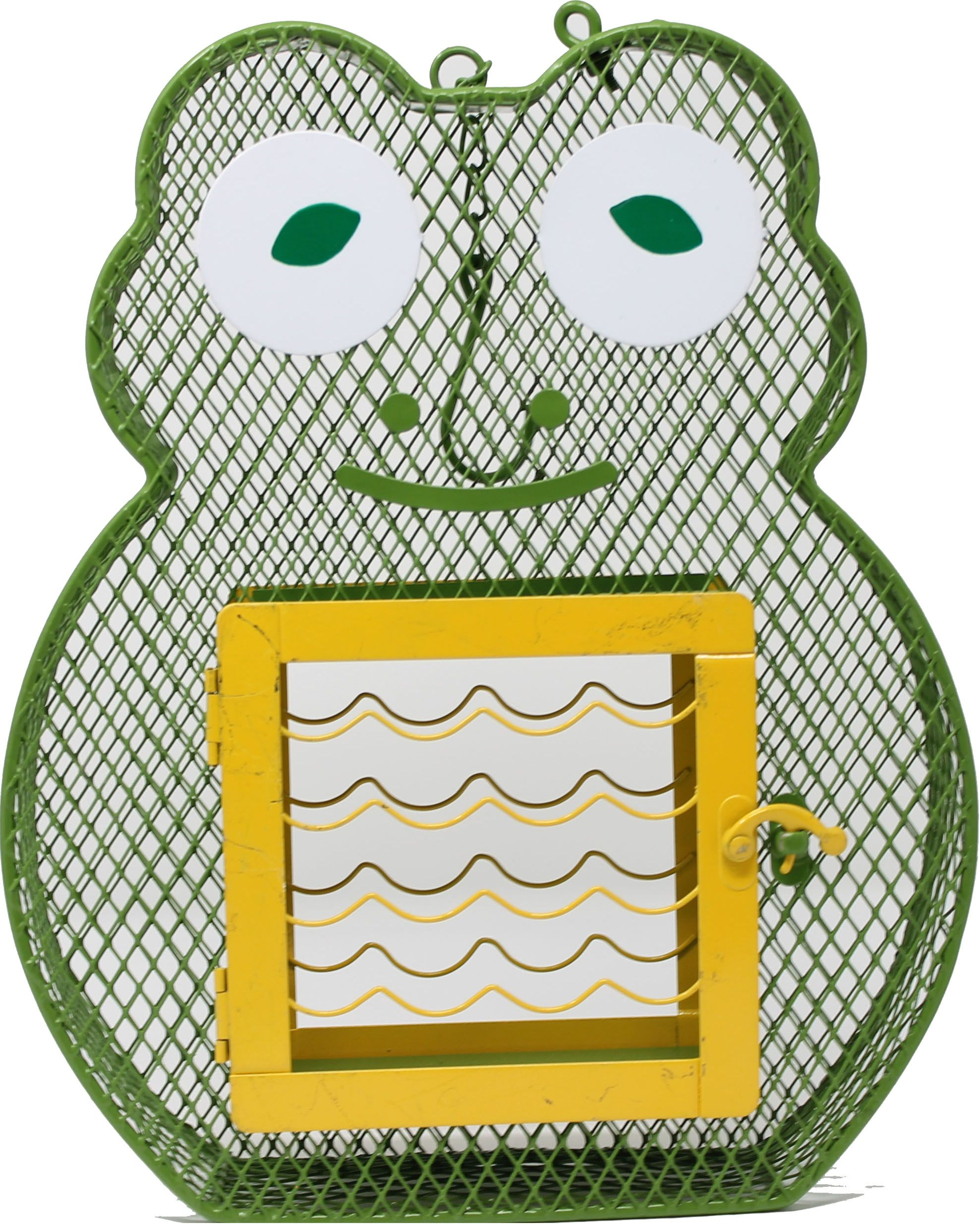 Birds frog suet and seed feeder by heath suet feeder