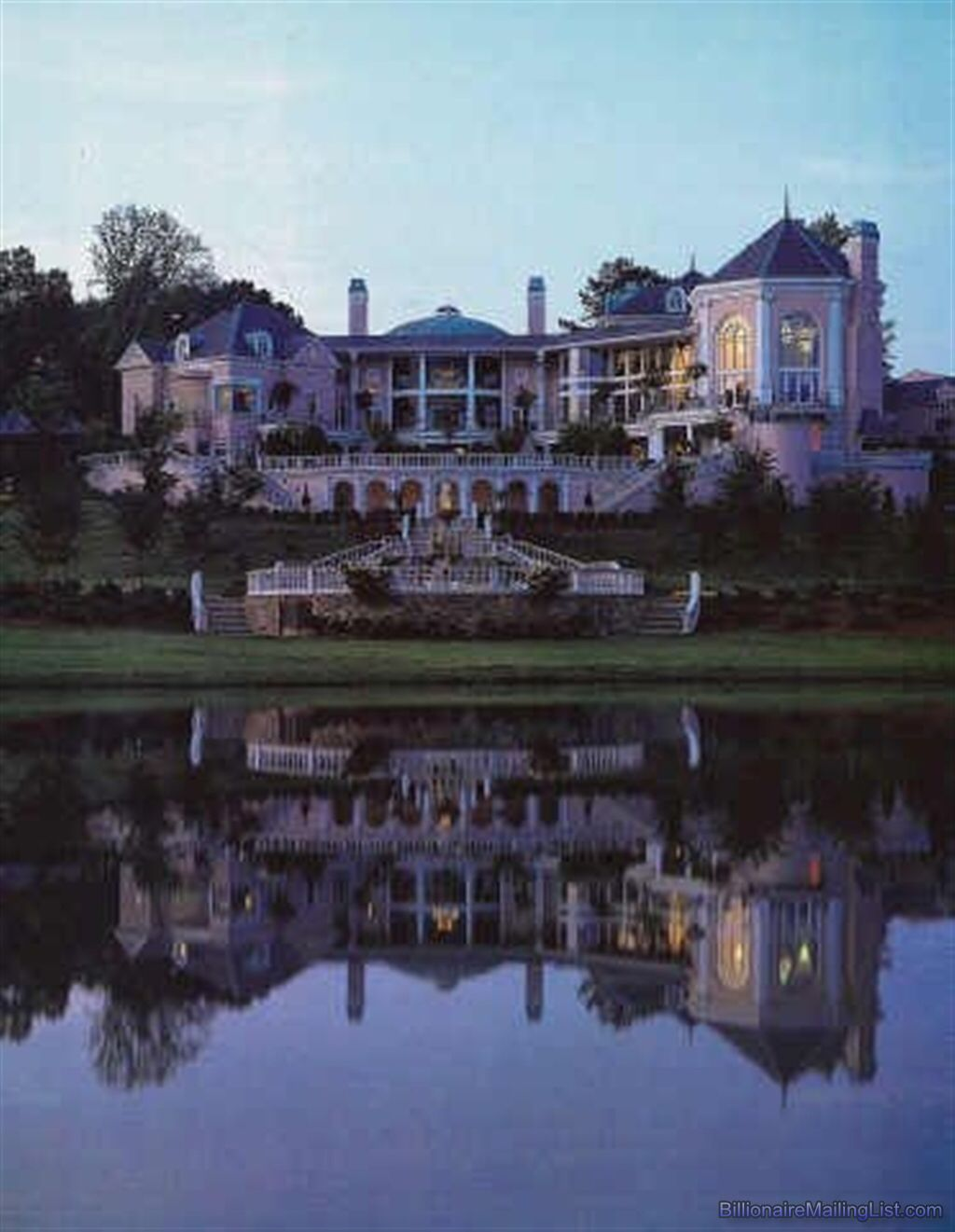 Mega Mansion Tyler Perry Bought Just To Tear Down Crazy Houses