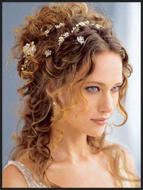 tess daily: naturally curly wedding hairstyles wedding hairstyles ...