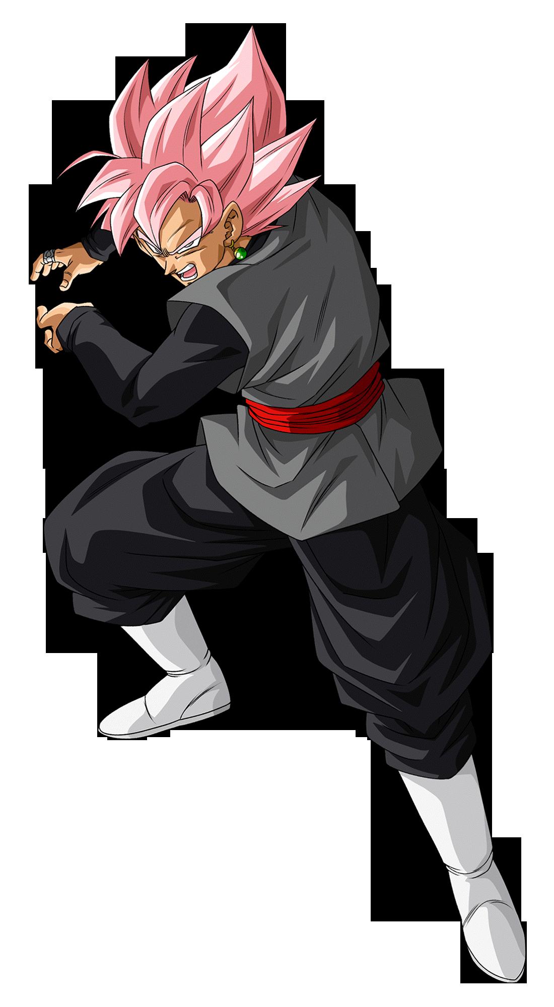Goku Black Rose Render 3 Dokkan Battle By Maxiuchiha22 On Deviantart Goku Black Goku Anime Dragon Ball Super