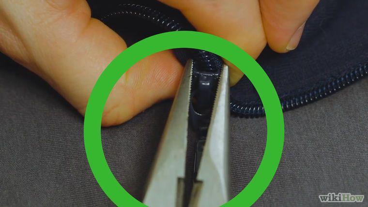 Einen Reißverschluss reparieren | DIY und Selbermachen