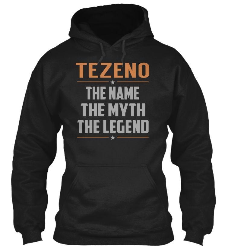 TEZENO - Legend Name Shirts #Tezeno