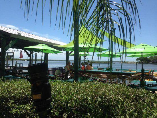 Hidden Treasure Tiki Bar Grill Port Orange See 487