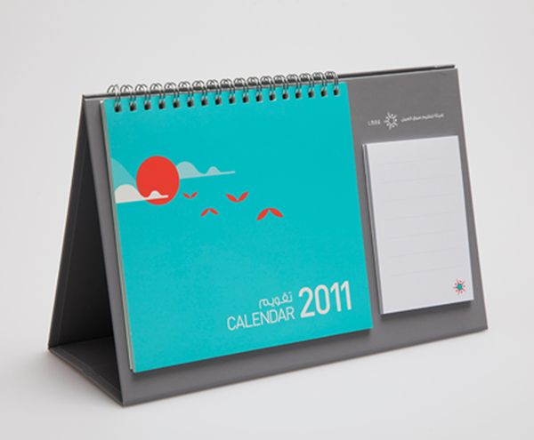 Calendar Concept And Design For The Labor Market Regularity