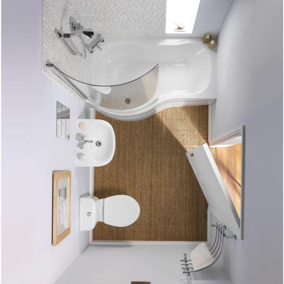 Kleine Schmale Badezimmer | Sieben Gestaltungstipps Für Kleine Bäder ...