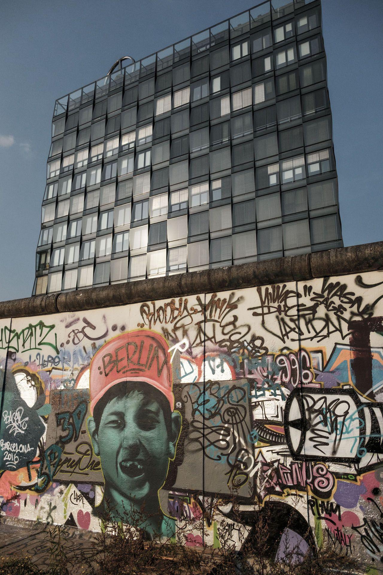 Berlin Graffiti East Side Gallery Graffiti Street Art Berliner Mauer