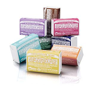 Dr Bronner S Magic Soap Bars Worldwide Shipping Free Shipping On