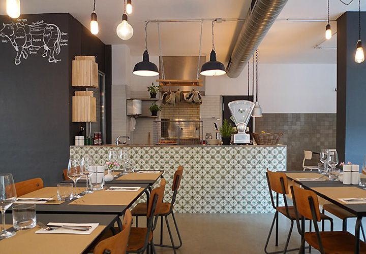 bar and restaurant » Retail Design Blog