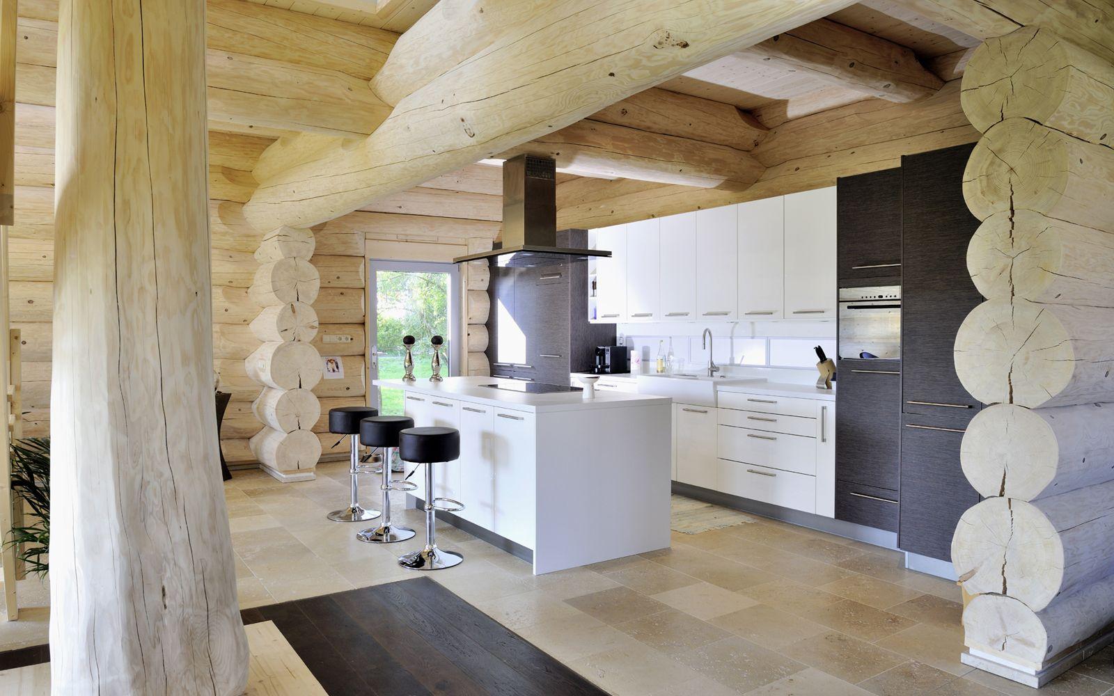 Artifex Blockhaus | Eco Home | Pinterest | Holzhäuschen, Traumhäuser ...