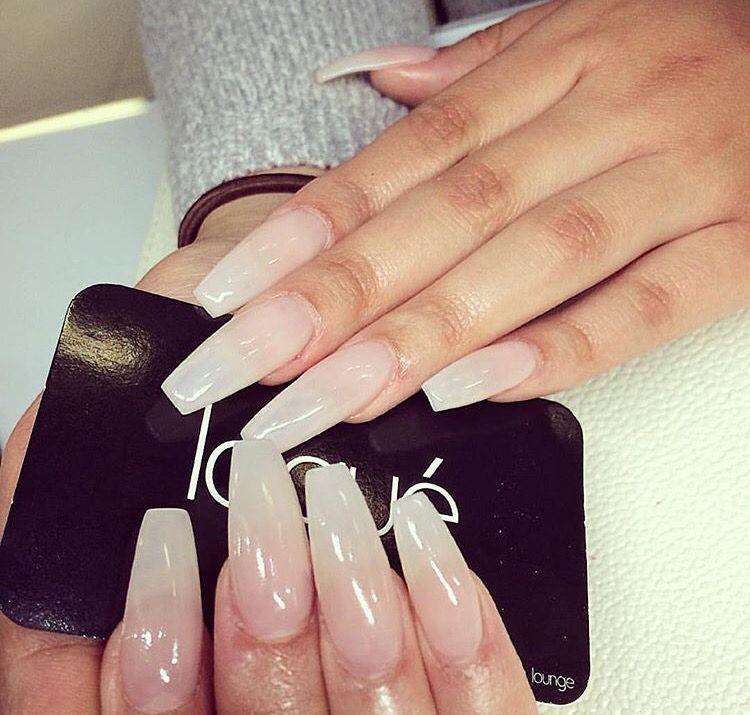 Natural stiletto nail set. #Laque | Nails | Pinterest | Natural ...
