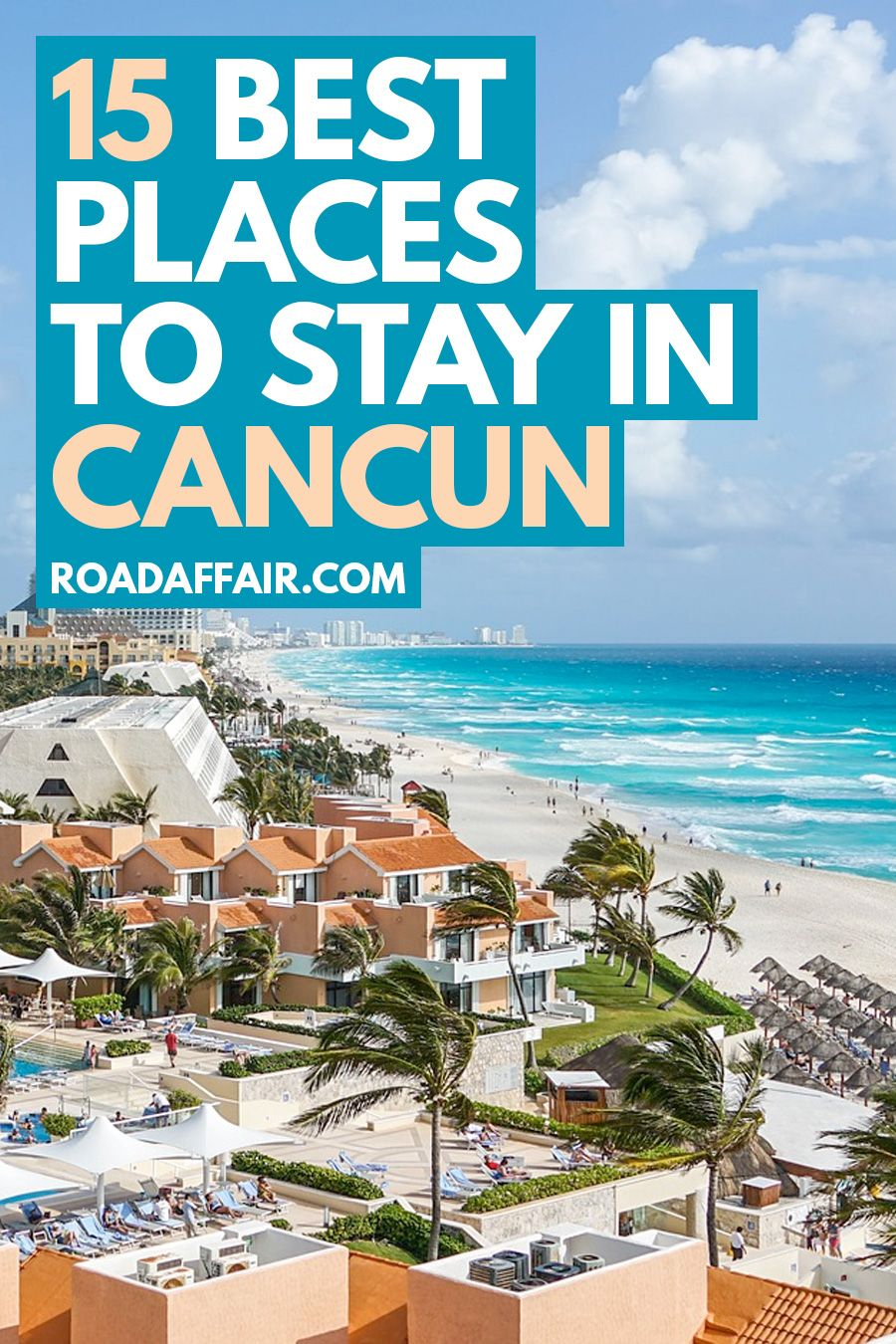 Where To Stay In Cancun Best Hostels Hotels In Cancun 2021 Road Affair Cancun Mexico Hotels Cancun Hotels Mexico Hotels