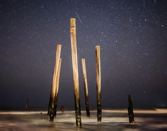 Le immagini dello sciame meteorico delle Geminidi 2012