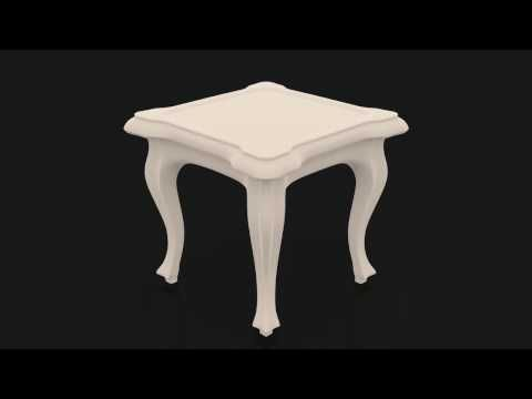 Cinema 4d Tutorial Modelling Table - YouTube