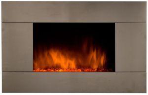 Climatime rakuten chimenea el ctrica con efecto fuego - Estufas electricas efecto llama ...