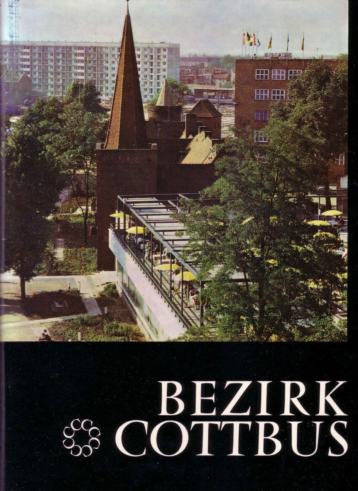 DDR Bildband Bezirk Cottbus 1970 eBay (mit Bildern