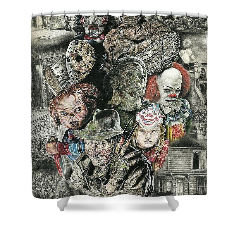Pin On Horror Icons