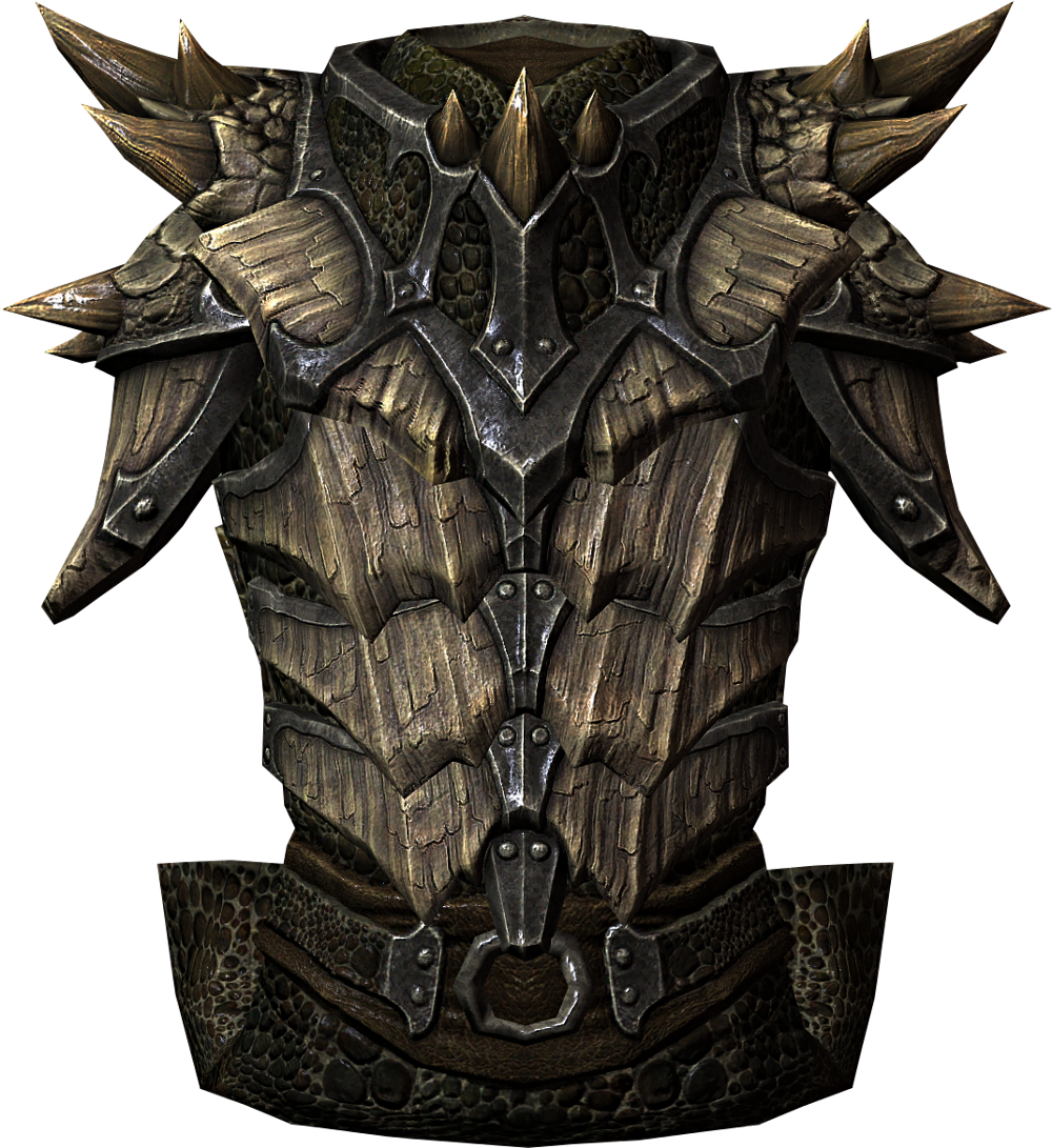Light Dragon Armor : Go to this item's image gallery page to view images for all races.
