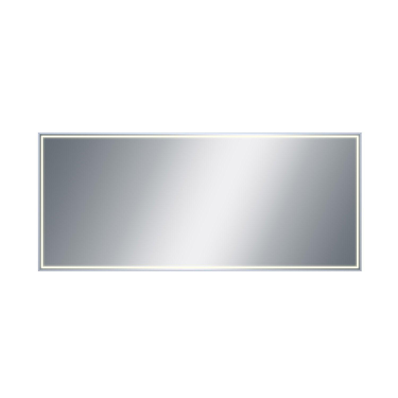 Miroir Avec Eclairage Integre L 105 X H 45 Cm Neo Miroir Avec Eclairage Miroir Avec Eclairage Integre Et Miroir