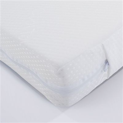 BABY COTBED TODDLER QUILTED MATTRESS WATERPROOF BREATHABLE 140 x 70 x 10 CM NEW