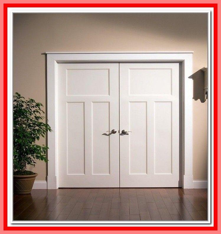 63 Reference Of White Front Door No Glass In 2020 Craftsman Interior Doors Interior Door Trim Traditional Interior Doors