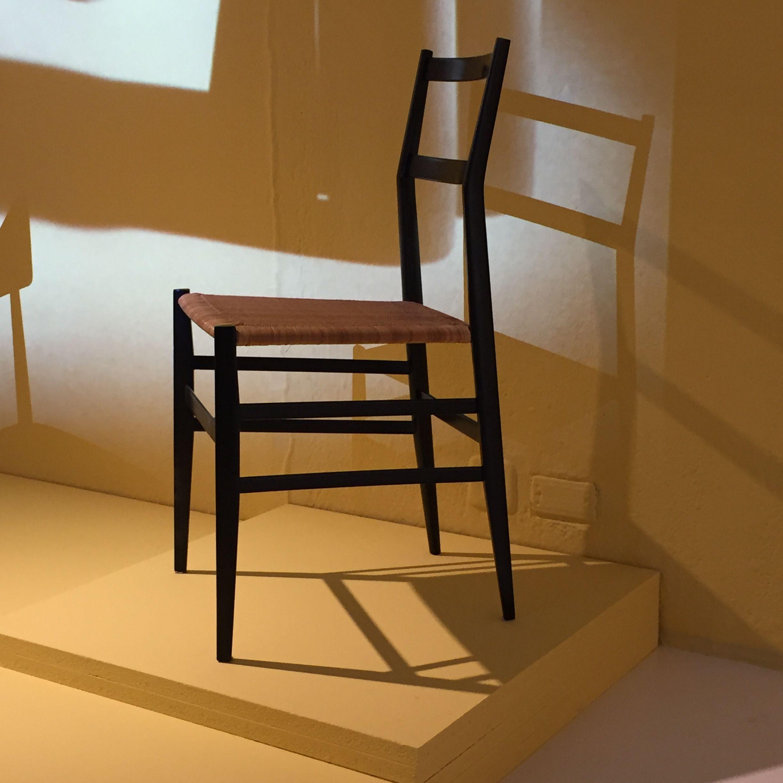 Gio Ponti. Chair at 10 Corso Como. Salone del Mobile 2018 / Fuori ...