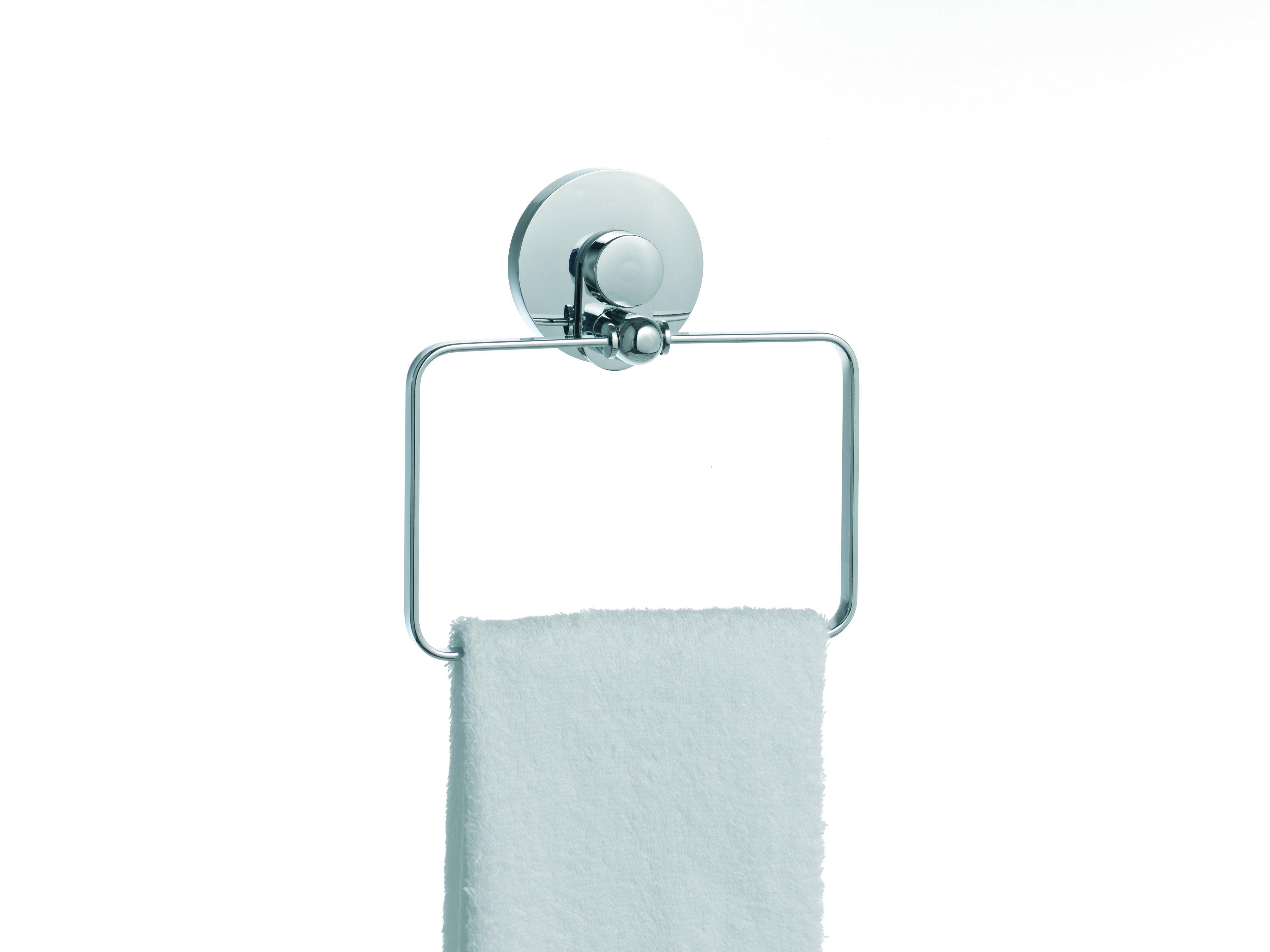 Everloc Bathroom Accessories - Everloc solutions towel ring product code 67006
