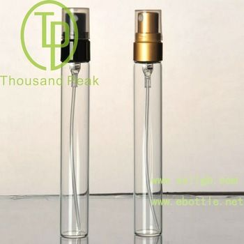 10ml Glass Bottle With Plastic Sprayer Cap Perfume Bottle Spray Bottle Glass Bottles Spray Bottle Perfume Bottles